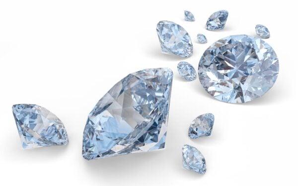 Blue Diamonds - Independent Gemmological Laboratory - IGL
